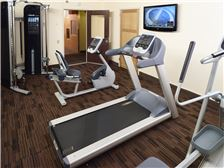 LivINN Hotel Minneapolis South/Burnsville Amenities - LivINN Burnsville Fitness Area