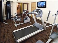 LivINN Hotel Minneapolis South/Burnsville Amenities - LivINN Burnsville Fitness Area
