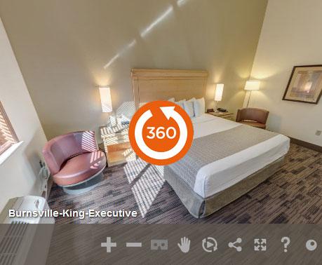 King Executive at LivINN Hotel Minneapolis South/Burnsville