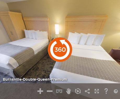 LivINN Hotel Minneapolis South/Burnsville Premium 2 Queen