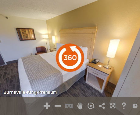 Premium King in LivINN Hotel Minneapolis South/Burnsville